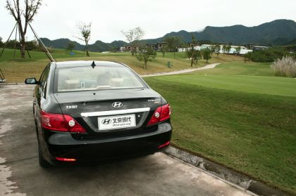 2008 Hyundai Sonata sedan 7