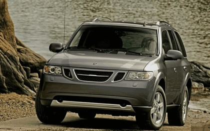 2009 Saab 9-7X 5