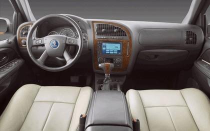 2009 Saab 9-7X 10