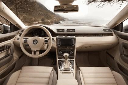 2008 Volkswagen Passat CC Gold Coast edition 5