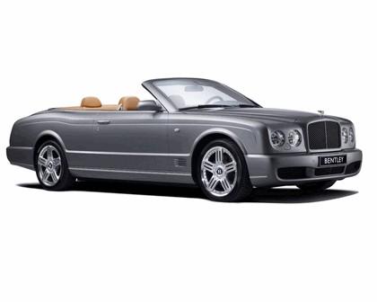 2008 Bentley Azure T 1
