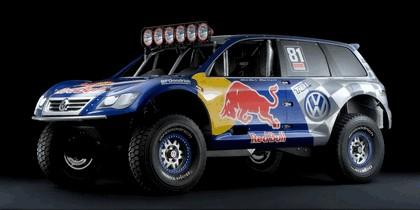 2008 Volkswagen Red Bull Baja Race Touareg TDI 2