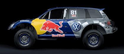 2008 Volkswagen Red Bull Baja Race Touareg TDI 5