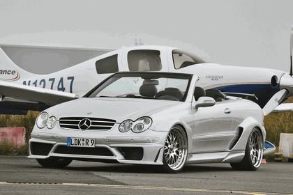 2008 Mercedes-Benz CLK cabriolet DTM replica kit by Inden-Design 2