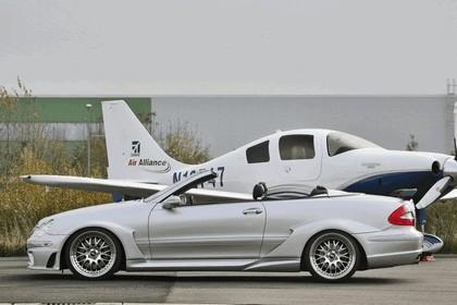 2008 Mercedes-Benz CLK cabriolet DTM replica kit by Inden-Design 3
