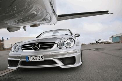 2008 Mercedes-Benz CLK cabriolet DTM replica kit by Inden-Design 4
