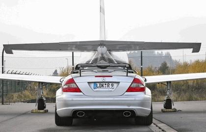 2008 Mercedes-Benz CLK cabriolet DTM replica kit by Inden-Design 6