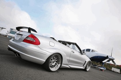 2008 Mercedes-Benz CLK cabriolet DTM replica kit by Inden-Design 7