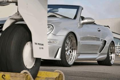 2008 Mercedes-Benz CLK cabriolet DTM replica kit by Inden-Design 10