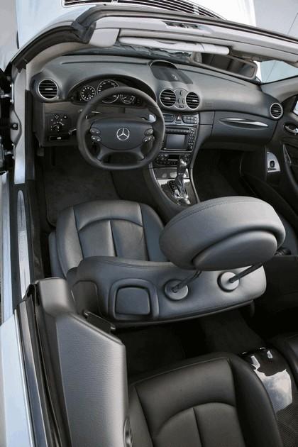 2008 Mercedes-Benz CLK cabriolet DTM replica kit by Inden-Design 13