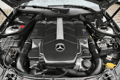 2008 Mercedes-Benz CLK cabriolet DTM replica kit by Inden-Design 18