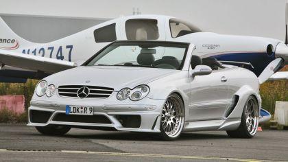 2008 Mercedes-Benz CLK cabriolet DTM replica kit by Inden-Design 9
