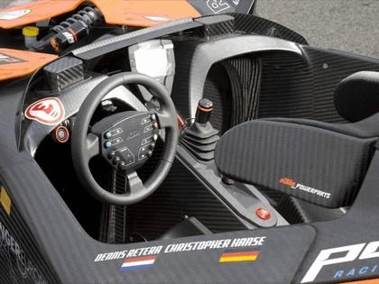 2008 KTM X-Bow race 6