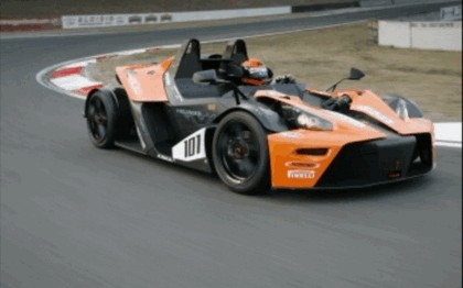 2008 KTM X-Bow race 9