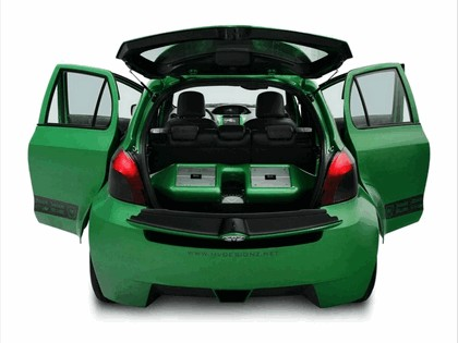 2008 Toyota Yaris 5-door tailback CNG concept 2