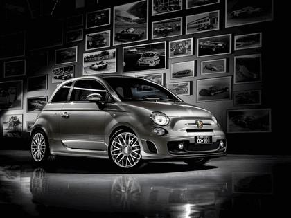 2008 Fiat 500 Abarth - Da 0 a 100 - 1