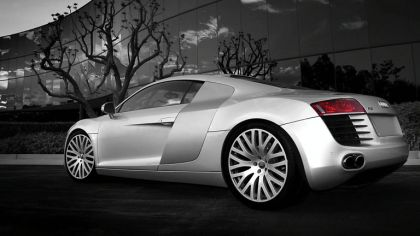 2008 Audi R8 by Project Kahn 2