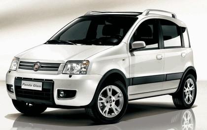 2008 Fiat Panda 4x4 Glam 1