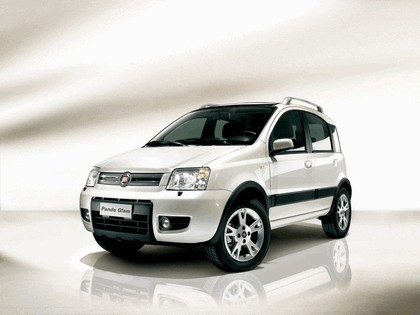 2008 Fiat Panda 4x4 Glam 2