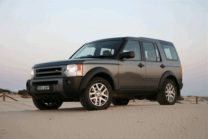 2008 Land Rover Discovery 3 1