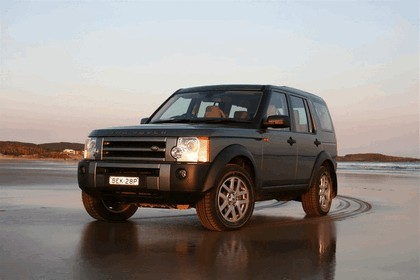2008 Land Rover Discovery 3 2