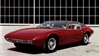 1971 De Tomaso Zonda concept 3