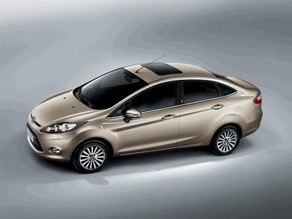 2008 Ford Fiesta sedan chinese version 2