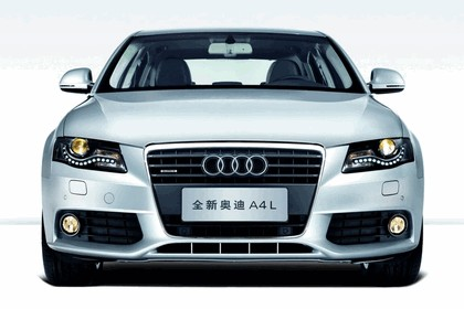 2008 Audi A4L chinese version 2