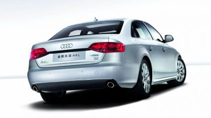 2008 Audi A4L chinese version 1