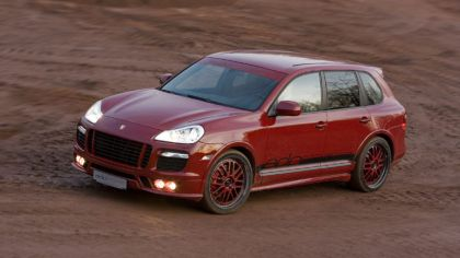 2008 Porsche Cayenne GTS by Edo Competition 2