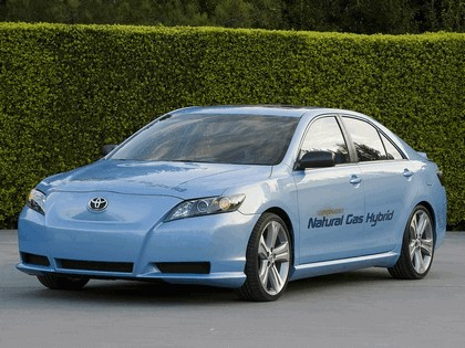 2008 Toyota CNG Camry hybrid concept 1