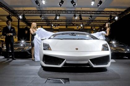 2008 Lamborghini Gallardo LP560-4 spyder 11