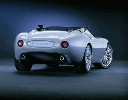 2000 Jaguar F-Type concept 2