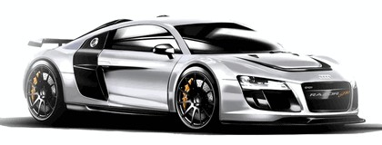2008 PPI Razor GTR supercharged ( based on Audi A8 ) - sketches 2