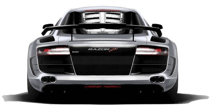 2008 PPI Razor GTR supercharged ( based on Audi A8 ) - sketches 4