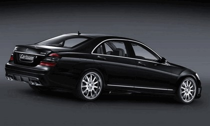 2008 Mercedes-Benz S-klasse RS design kit by Carlsson 2