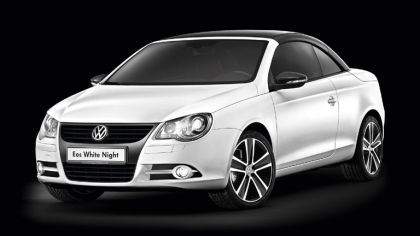 2008 Volkswagen Eos White Night 8