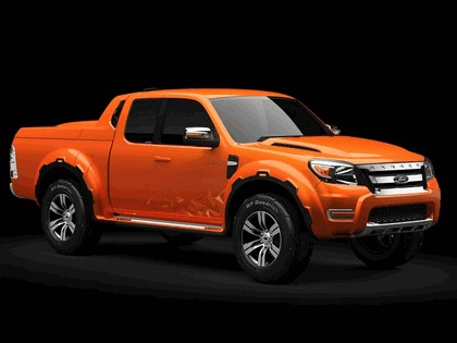 2008 Ford Ranger Max concept Pickup Truck 2
