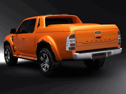 2008 Ford Ranger Max concept Pickup Truck 3