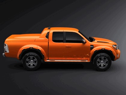 2008 Ford Ranger Max concept Pickup Truck 4