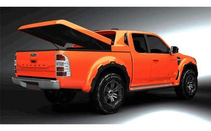 2008 Ford Ranger Max concept Pickup Truck 5