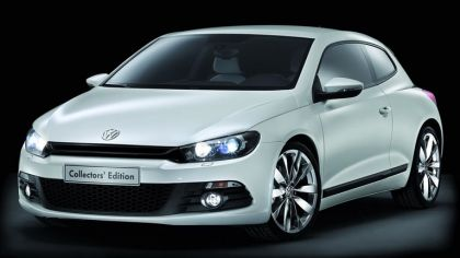 2008 Volkswagen Scirocco collectors edition 5