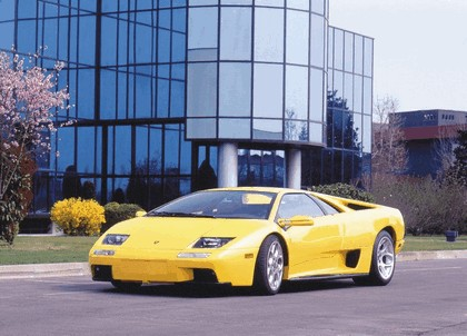 2000 Lamborghini Diablo 6.0 7