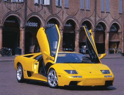2000 Lamborghini Diablo 6.0 13