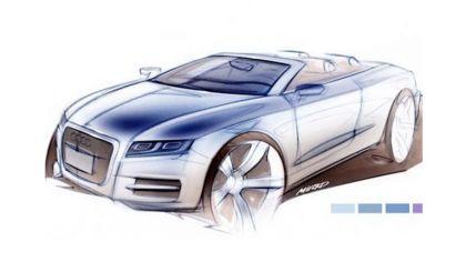 2008 Audi A5 cabriolet concept 3