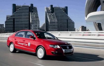2008 Volkswagen Passat TSI EcoFuel concept 1