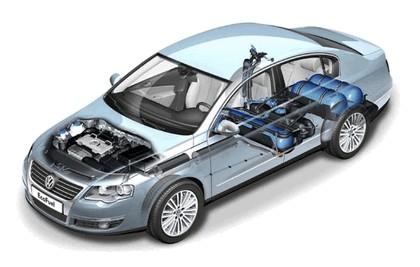 2008 Volkswagen Passat TSI EcoFuel concept 4