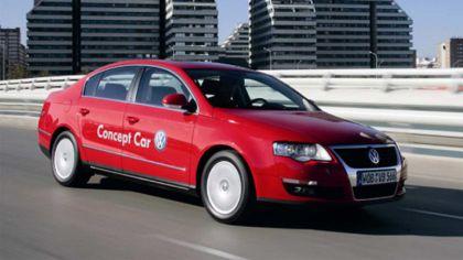 2008 Volkswagen Passat TSI EcoFuel concept 9