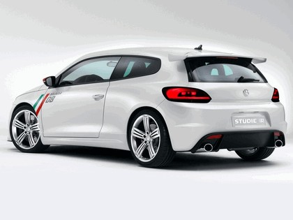 2008 Volkswagen Scirocco Studie R 3