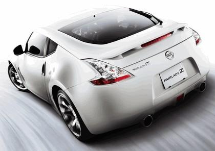 2008 Nissan 370Z stylish package 2